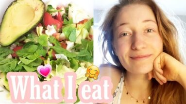 FRUITARIAN/ What I eat in a day| Raw vegan| simple & delicious🤗